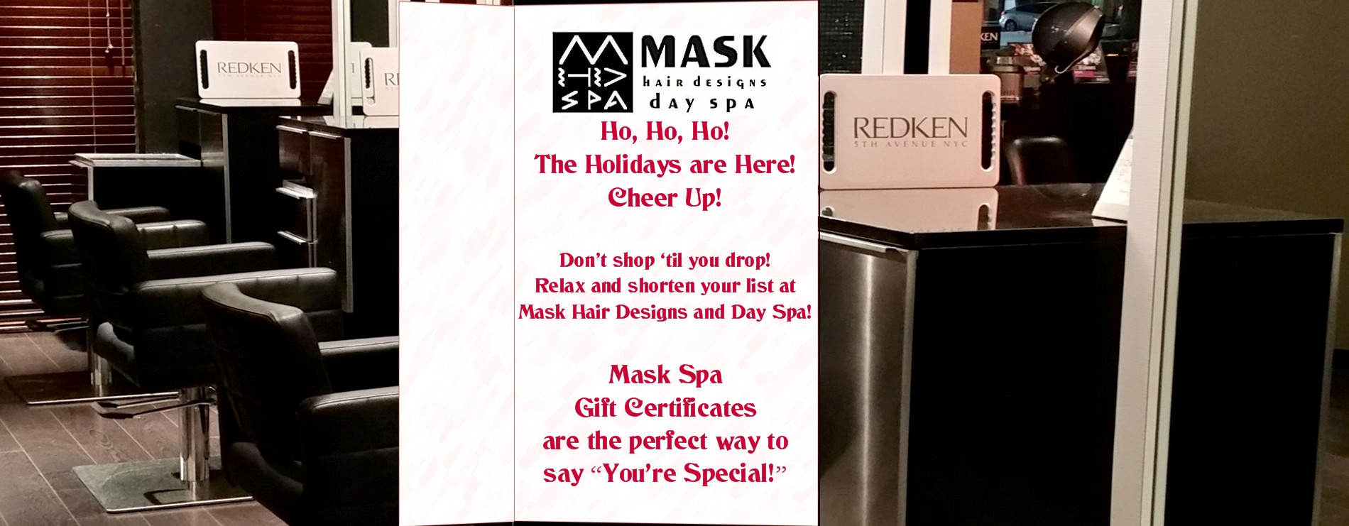 Gift Certificates are the Perfect Gift!