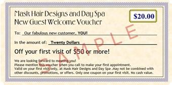 2019 new guest voucher sample
