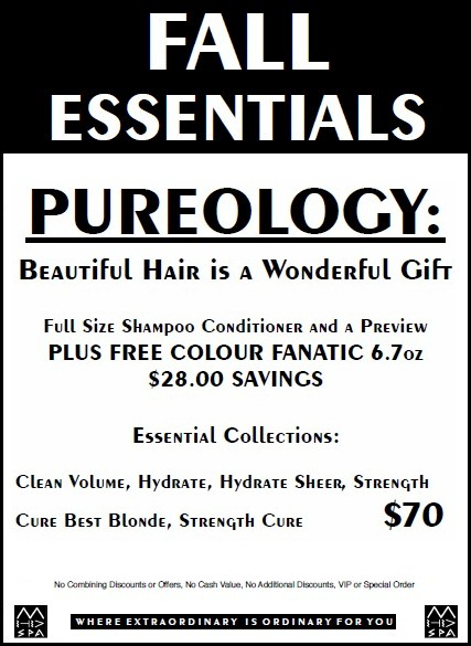 Fall Essentials 2019 Pureology
